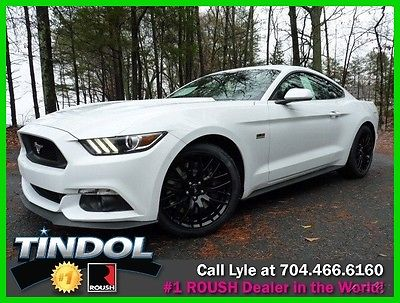 2017 Ford Mustang ROUSHCHARGED MUSTANG 670 HP 2017 ROUSH ROUSHCHARGED GT New SUPERCHARGED 5L V8 32V Manual RWD Coupe Premium