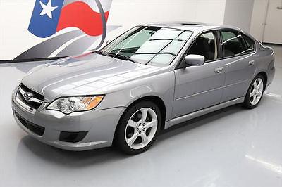 2009 Subaru Legacy  2009 SUBARU LEGACY 2.5I SPECIAL EDITION AWD SUNROOF 56K #227176 Texas Direct