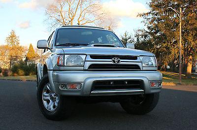2001 Toyota 4Runner SR5 Sport Utility 4-Door 97-2002 2001 Toyota 4runner SR5 Sport Edition 4WD 4X4 Low Miles No Rust
