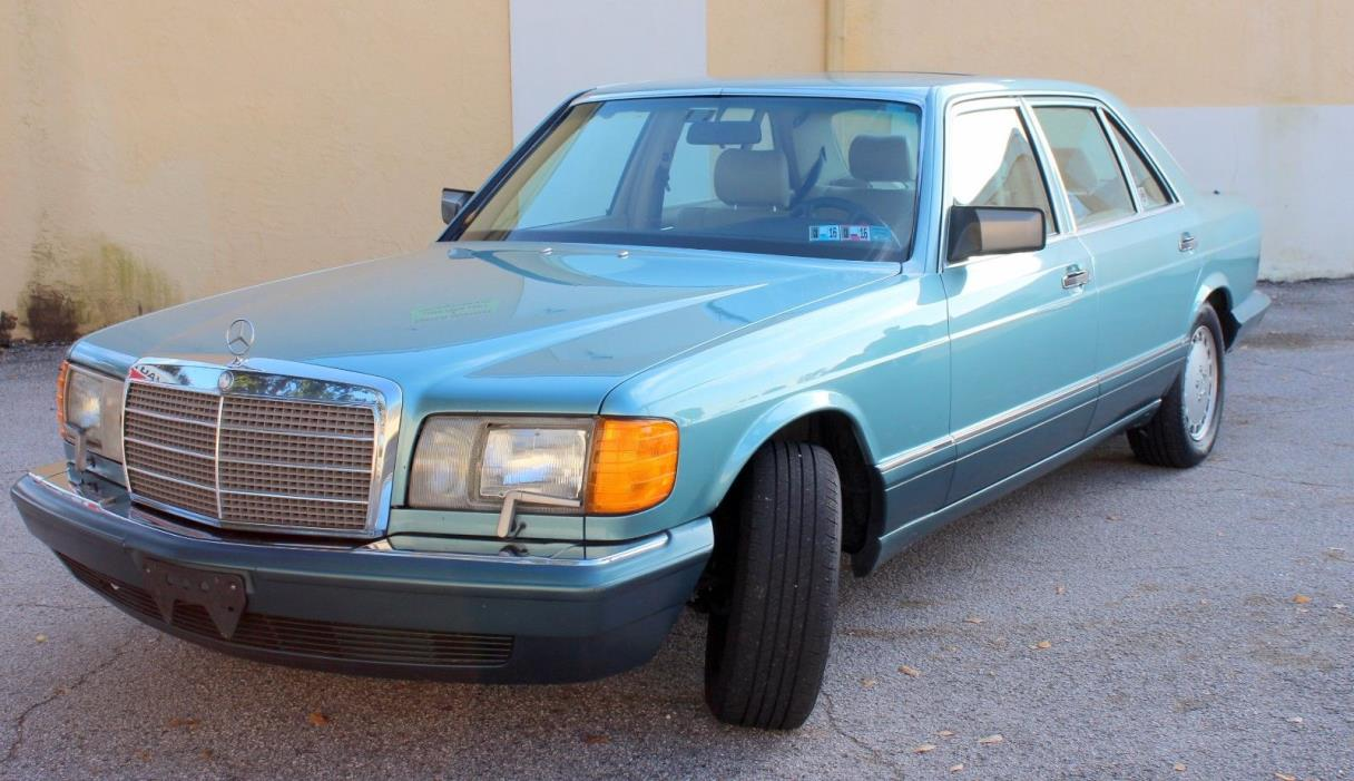 mercedes benz 420sel cars for sale rh smartmotorguide com Mercedes-Benz 560SL Mercedes-Benz S600