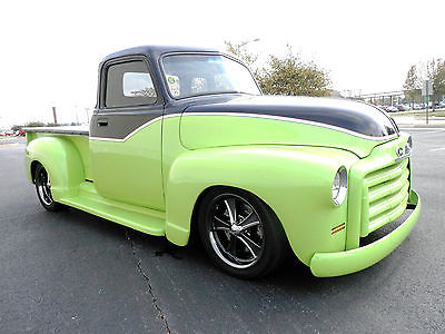 1950 GMC SHOW TRUCK CUSTOM 1950 GMC 5 WINDOW CUSTOM CLASSIC STREET ROD HOT ROD SHOW TRUCK LIKE CHEVY NO RAT