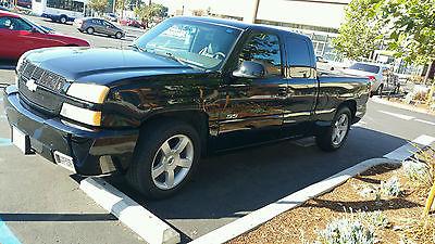 Chevrolet Silverado 1500 Ss Cars For Sale In California