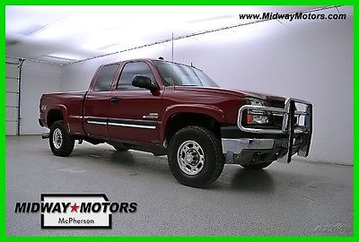 Chevrolet silverado 2500 cars for sale in kansas for Midway motors used car supercenter mcpherson ks