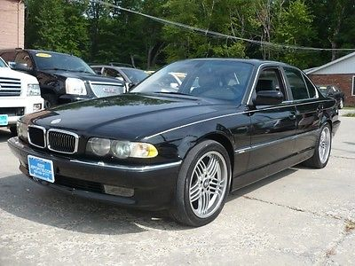 2001 BMW 7-Series -- 2001 BMW 740i