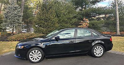 2012 Audi A4 2012 A4 Quattro, Super Clean- automatic. AWD.