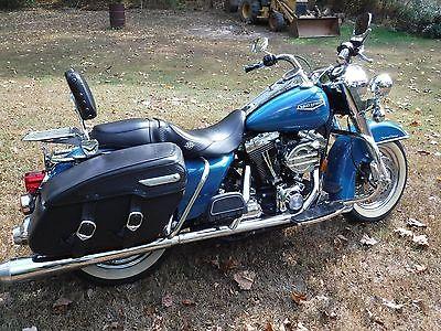 2001 Harley-Davidson Touring  2001 harley-davidson road king