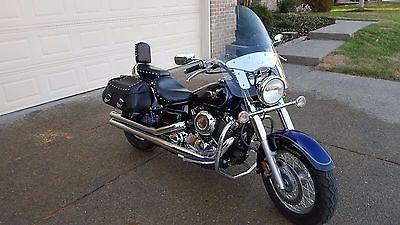 2007 Yamaha V Star 2007 Yamaha V Star 650