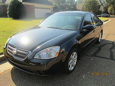 2002 Nissan Altima Cars For Sale