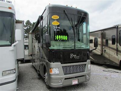 2005 Georgie Boy Cruisemaster Luxura 3640 Class A,  Full Body Paint,  Warranty