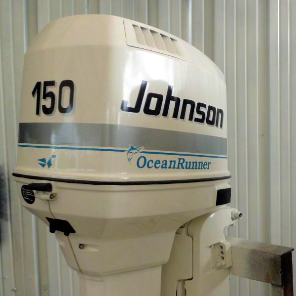 150 Hp Johnson Outboard Motor Boats for sale