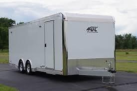 ATC car hauler