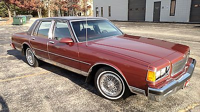 1986 Chevrolet Caprice Brougham Absolute Showroom Quality