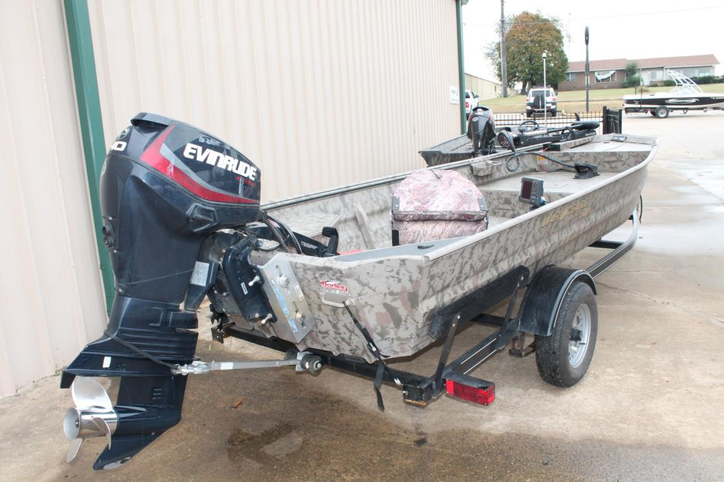 2014 War Eagle Sportsman 648LDV