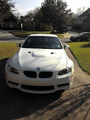 2010 BMW M3 BMW M3 Convertible