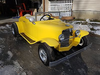 1932 Ford Roadster Go Cart, 0