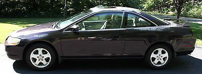 1998 Honda Accord EX Coupe 2-Door 1998 Honda Accord EX Coupe 2-Door 3.0L