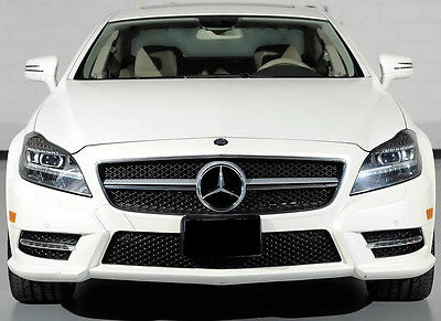 2012 Mercedes-Benz CLS-Class AMG Sport Trim Package TUNNING YEAR END 2012 MERCEDES CLS 550 COUPE WITH AMG SPORT STYLING. LOW MILES!