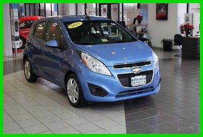 2015 Chevrolet Spark LS 2015 LS Used 1.2L I4 16V Manual FWD Hatchback OnStar