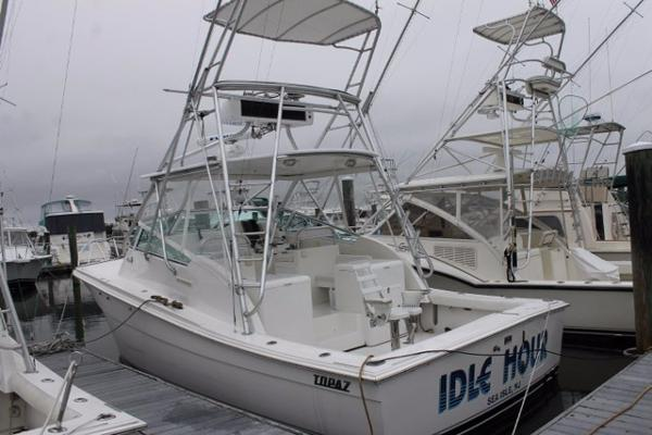 Saltwater fishing boats for sale in cape may new jersey for Fishing boats for sale nj