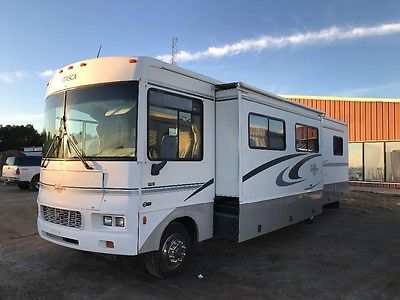 2005 Itasca Class A Double Super Slide Motor Home