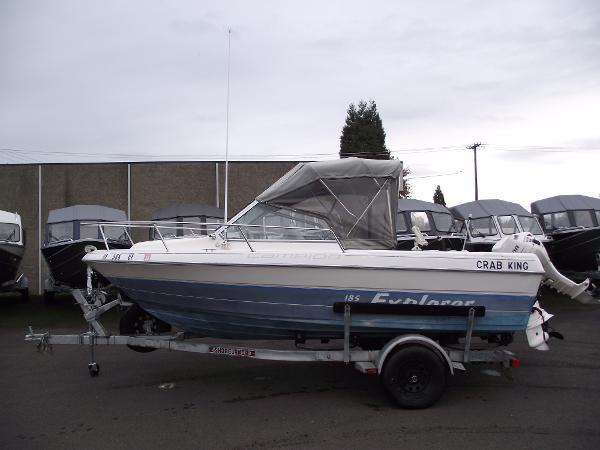 1993 Campion 185 Explorer