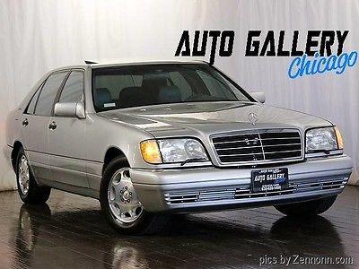 1995 Mercedes-Benz S-Class Base Sedan 4-Door 420,Only 31,668 Miles,