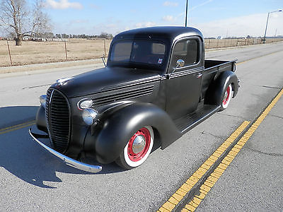 1938 Ford Other Pickups CUSTOM SHOW TRUCK 1938 FORD 50'S CUSTOM CLASSIC STREET ROD HOT ROD SHOW TRUCK V-8 AUTO AIR NO RAT