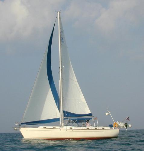 1979 Morgan Yachts 461
