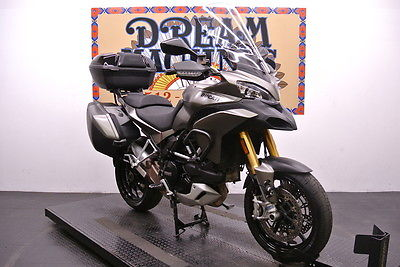 Ducati Sport Touring  2012 Ducati Multistrada 1200 S Touring $14,200 Book Value* Manager's Special*
