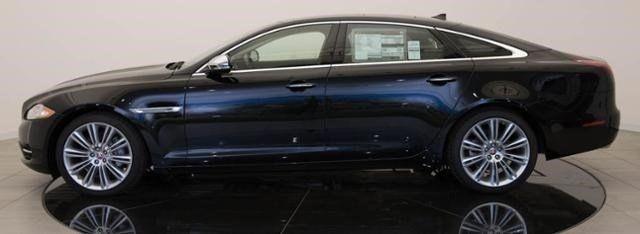 2015 Jaguar XJ XJL Jaguar XJ XJL Portfolio