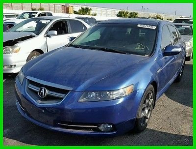 2007 Acura Tl Type S Cars For Sale