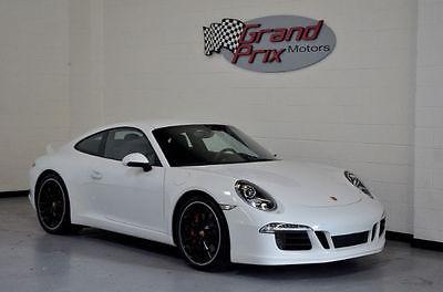 2014 Porsche 911 2014 Porsche 911 Carrera S Coupe Low 21K Miles Warranty SportDesign Pkg PDK