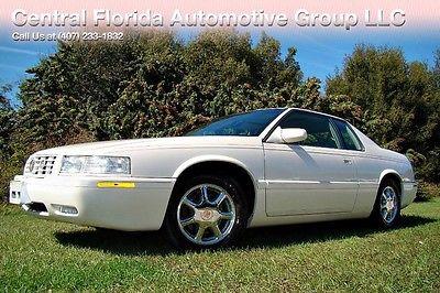 2002 Cadillac Eldorado ETC Coupe 2-Door 2002 CADILLAC ELDORADO ETC GOOD MILES! SUNROOF! 1 OWNER! FLORIDA! NICE!