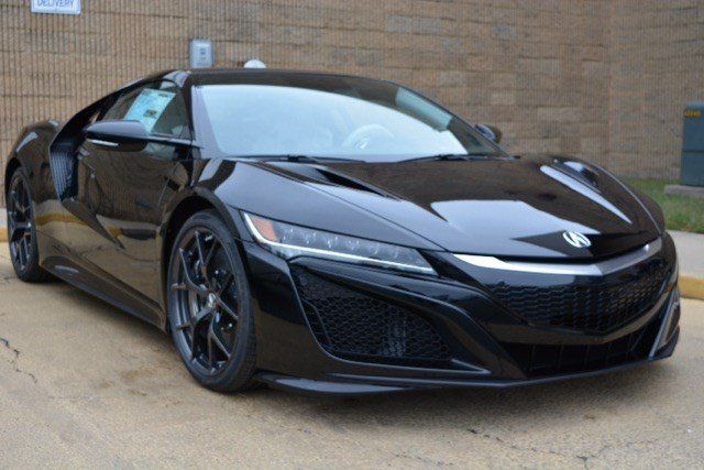 2017 Acura NSX Coupe 2-Door 2017 Acura NSX Base Coupe 2-Door