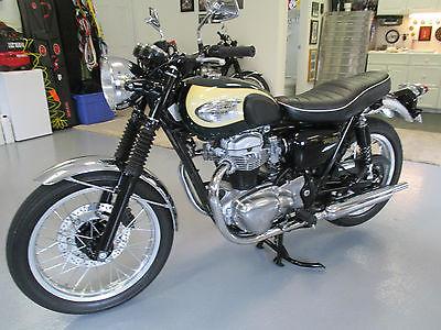 2001 Kawasaki W650  Kawasaki W650, EJ650 W 650