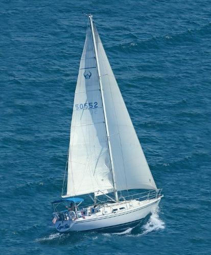 1992 Pacific Seacraft Ericson 34