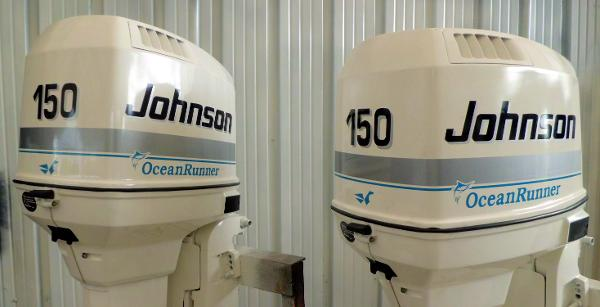 25 Hp Johnson Outboard Boats for sale