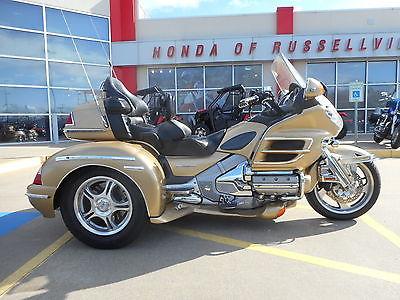 2003 Honda Gold Wing  2003 Honda GL1800 Goldwing Gold Wing Champion Trike