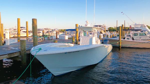 2012 Yellowfin 36