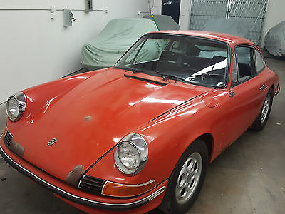 1968 Porsche 912 2 Door 1968 Porsche 912 with 1971 Porsche 911 Motor