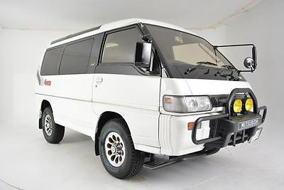 1991 Mitsubishi Delica Exceed Turbo Diesel 4WD 1991 Mitsubishi Delica Exceed Turbo Diesel 4WD 125,400 Miles Van 2.5 Automatic