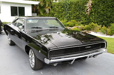 1968 Dodge Charger Base Hardtop 2-Door 1968 Dodge Charger Hardtop 2-Door 7.2L