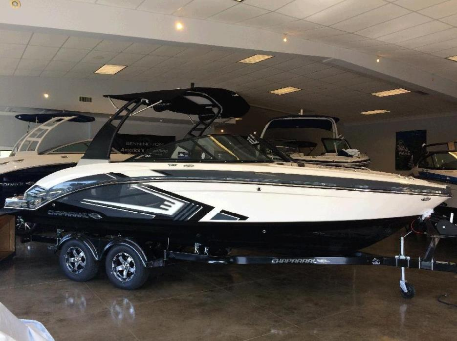 2017 Chaparral 223 VRX Surf Edition