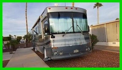 2003 Winnebago Journey 36LD 36' Class A Motorhome Diesel 2 Slide Kitchen ARIZONA