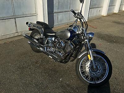 2006 Yamaha V Star  2006 Yamaha Vstar 650 1400 original miles