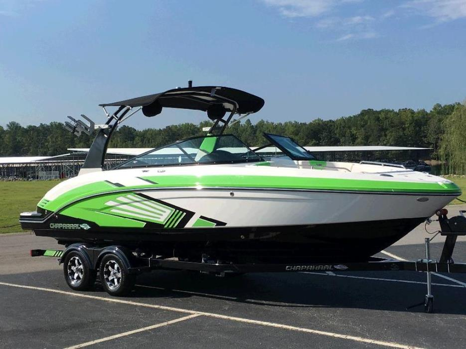 2017 Chaparral 243 VRX Surf Edition