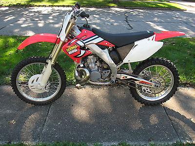 Honda Cr500af Motorcycles for sale