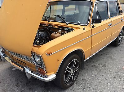 1980 Other Makes Lada 2103 4D 1980 Lada 2103