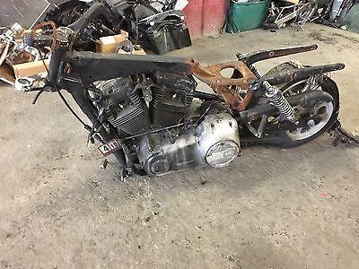 2006 Harley-Davidson Dyna  2006 Harley Davidson Dyna Super Glide Clean Title project EZ register