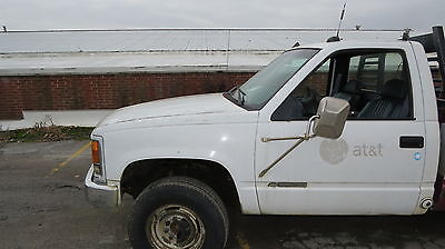 1999 Chevrolet C/K Pickup 3500 LS 4X4 REG CAB FRAME & PARTS CLEAN BODY NO RUST ***NO BED OR MOTOR**** CLEAN TITLE